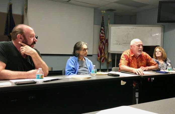Park east civic association board