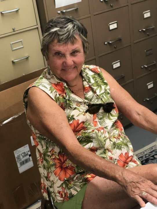 Patti Clempson, Board Member, In-House Local Historian