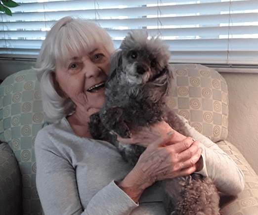 Spending time with pets helps hollywood seniors combat feelings of loneliness