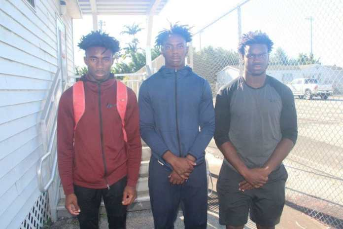 Mcarthur defensive players are playing well and getting recruited by college teams