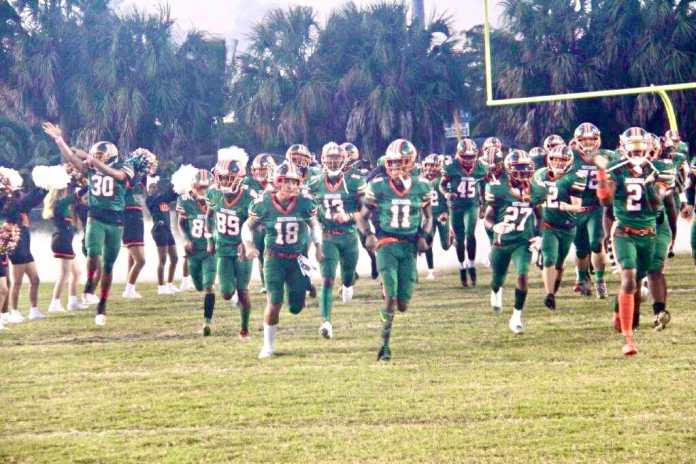 Mcarthur football wins district championship; qualify for state playoffs