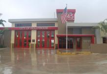 Hollywood Fire Station 45 is now open