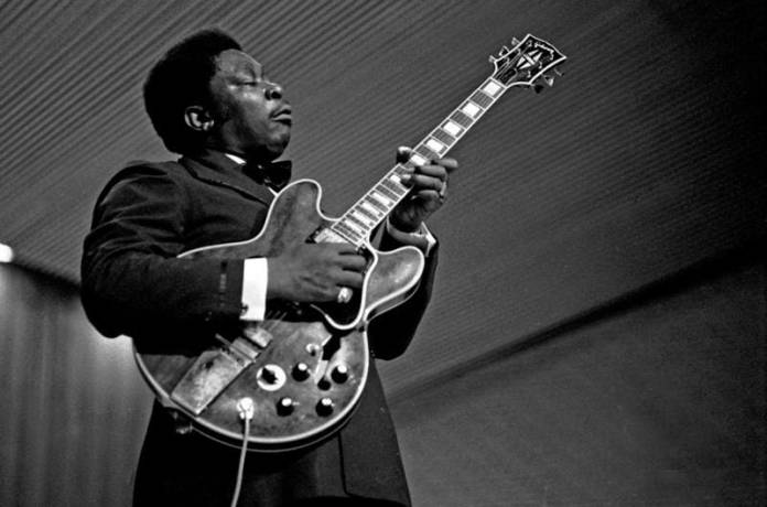B.B. King has visited and played in Liberia
