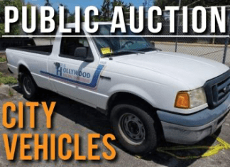 84 Surplus City-Owned Vehicles Up for Auction Online until Mar. 17