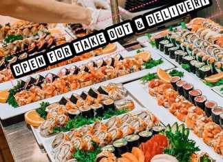 Sake Thai & Sushi Bar