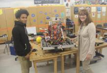 Hollywood Hills robotics team competes in South Carolina