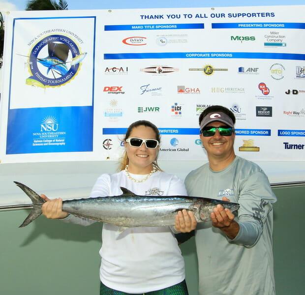 Nova Halmos Fishing Tournament