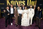 Watch: Reaction From Stars on 'Knives Out' & Premiere With Chris Evans, Daniel Craig, Jamie Lee Curtis, Director Rian Johnson & Others