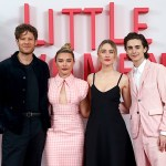 Video: 'Little Women' - Full Commentary & Reactions From Stars With Timothée Chalamet, Saoirse Ronan, Emma Watson, Laura Dern, Meryl Streep, Greta Gerwig, Florence Pugh, Eliza Scanlen, Louis Garrel, James Norton & Team