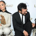 Video: Come Behind The Scenes Of 'Lady & The Tramp' To See Tessa Thompson, Justin Theroux, Janelle Monae And Team Film The Live Action Version