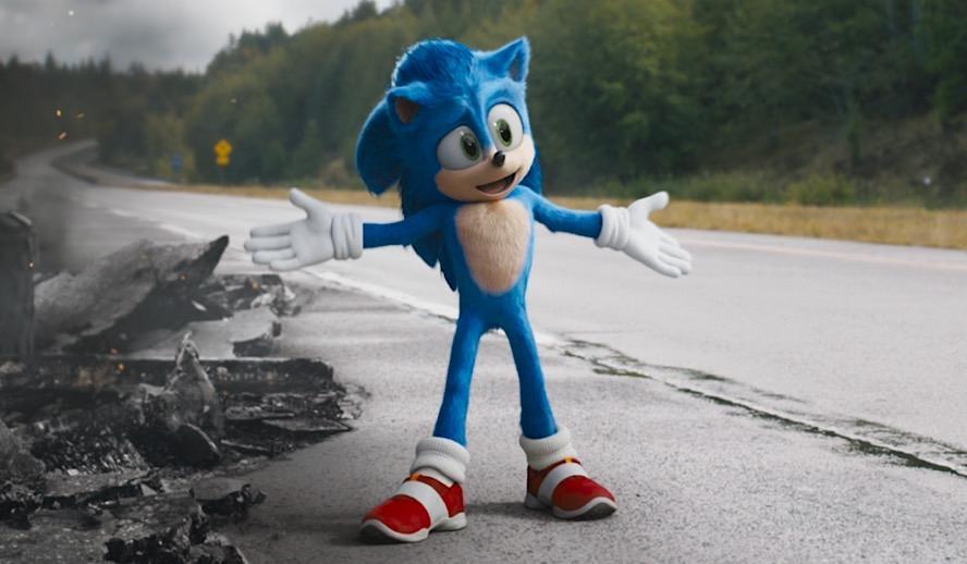 Video: Come Behind The Scenes of 'Sonic the Hedgehog' with Jim Carrey, James Marsden, Ben Schwartz, Tika Sumpter & Team