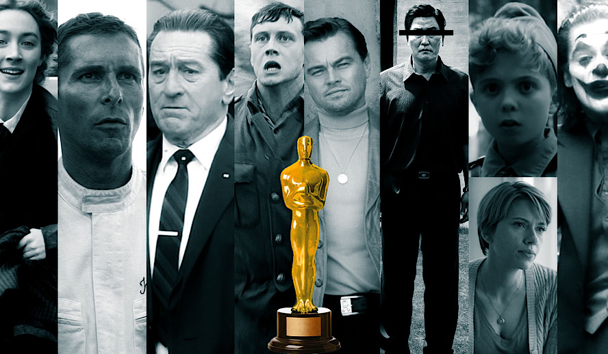 Hollywood Insider Feature Oscars 2020 Best Picture Nominees Ranked Academy Awards