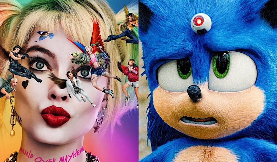 Box Office: 'Sonic The Hedgehog' Succeeded While 'Harley Quinn: Birds of Prey' Failed – Difference Between these Films?