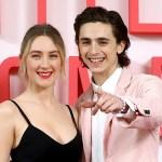Timothée Chalamet & Saoirse Ronan: Young Power Duo Winning Hollywood