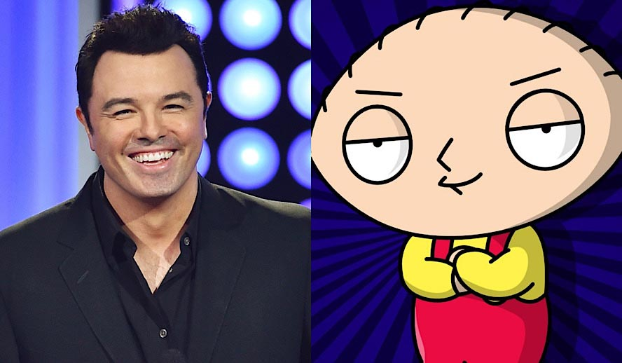 Hollywood Insider Seth Macfarlane Family Guy Series