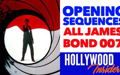 Video: BONUS FOOTAGE – Every James Bond Opening Sequence Compilation From 1962-2020 While Waiting for 'No Time To Die' Release