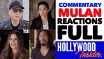 Video: Full Commentary on 'MULAN' with Reactions from Yifei Liu, Donnie Yen, Ming-Na Wen, Jet Li