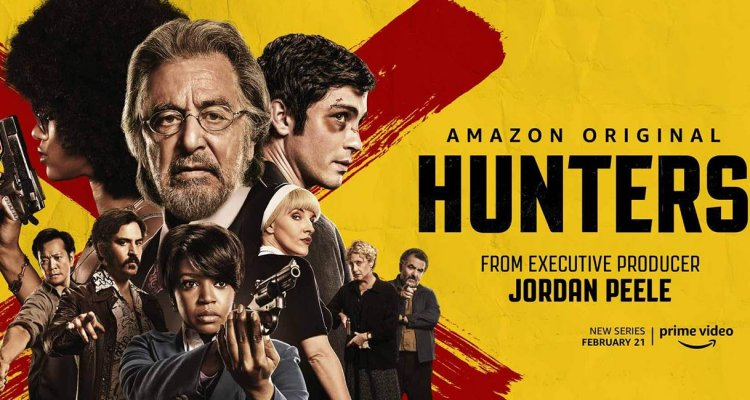 Must Binge: 'Hunters' – Al Pacino & Logan Lerman's Series Created For Fans of Quentin Tarantino's 'Inglourious Basterds'
