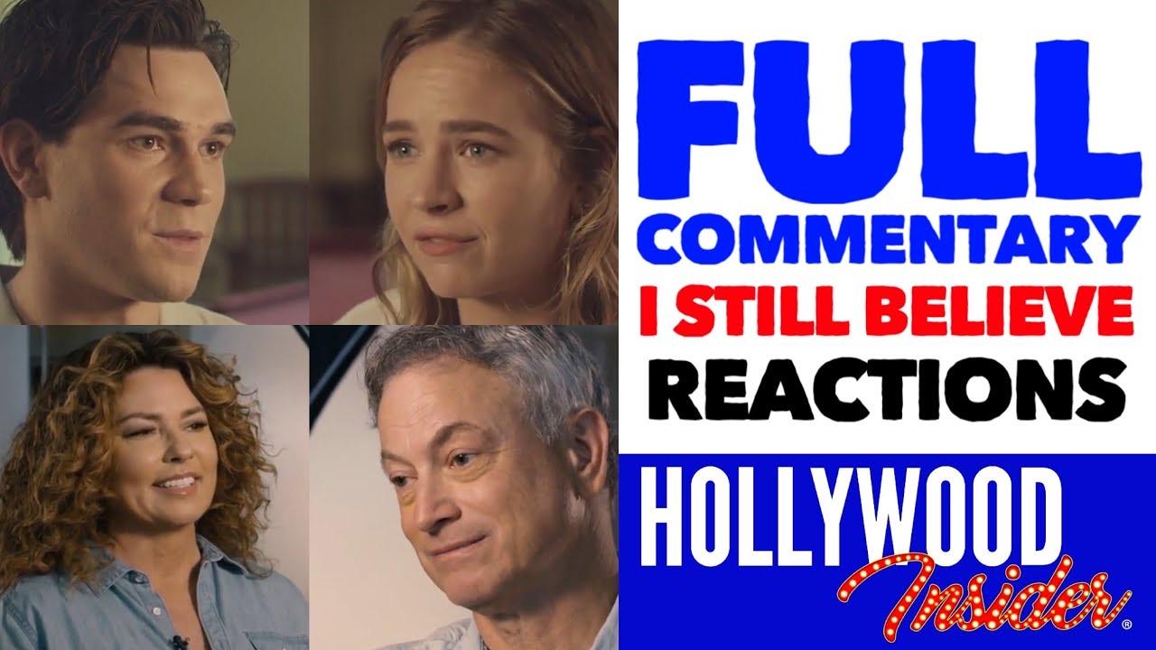 Hollywood Insider Video Series I Still Believe, Commentary, KJ APA
