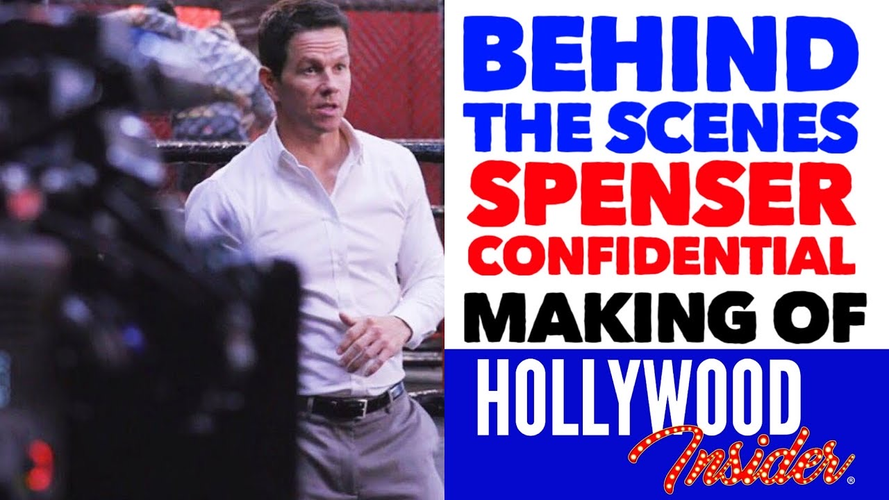 Hollywood Insider Video Series Spenser Confidential Behind The Scenes, Making Of, Mark Wahlberg, Post Malone