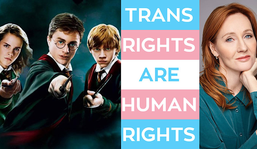 Hollywood Insider Harry Potter Stars Support Trans Women and Men, Against JK Rowling
