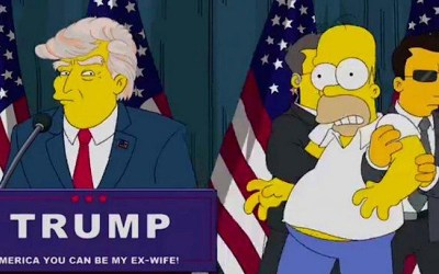 10 Times The Simpsons Predictions Came True – Chilling Facts