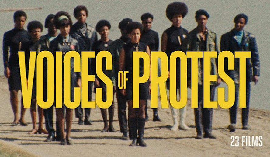 Hollywood Insider Criterion Channel, Voices of Protest, People's Revolution