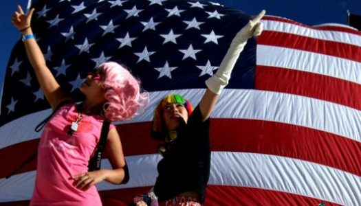 The American Dream Gets Reality Show Closeup