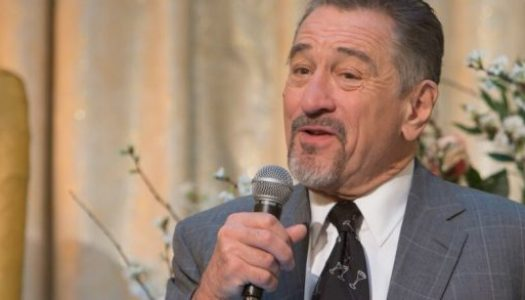 Audiences Punch Bully Robert De Niro in the Nose