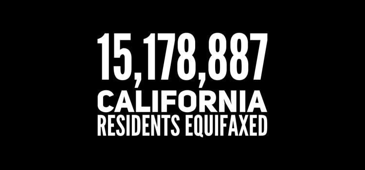 California Equifax Victims
