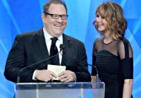 Harvey Weinstein & Jennifer Lawrence