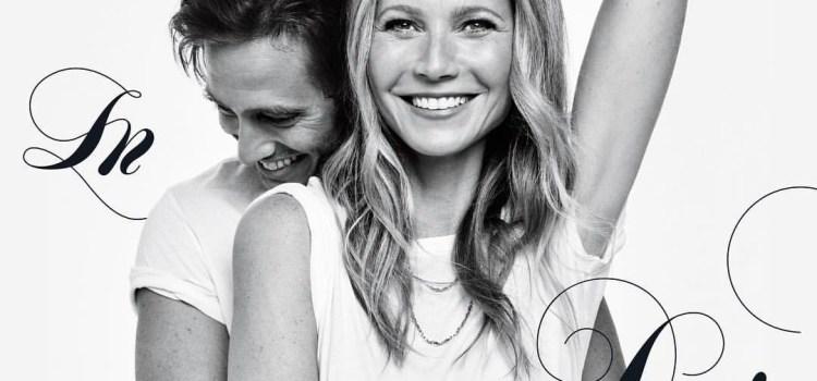 Gwyneth Engagement on Goop