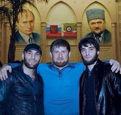 Khusein Khaliev, Ramzan Kadyrov