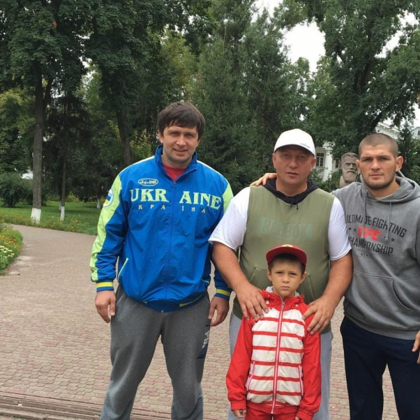 Alex Nurmagomedov