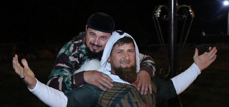 Kadyrov with Vismuradov