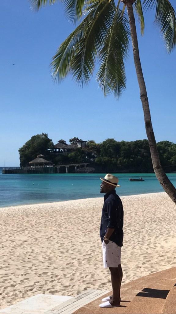 Floyd Mayweather in Boracay, Philippines