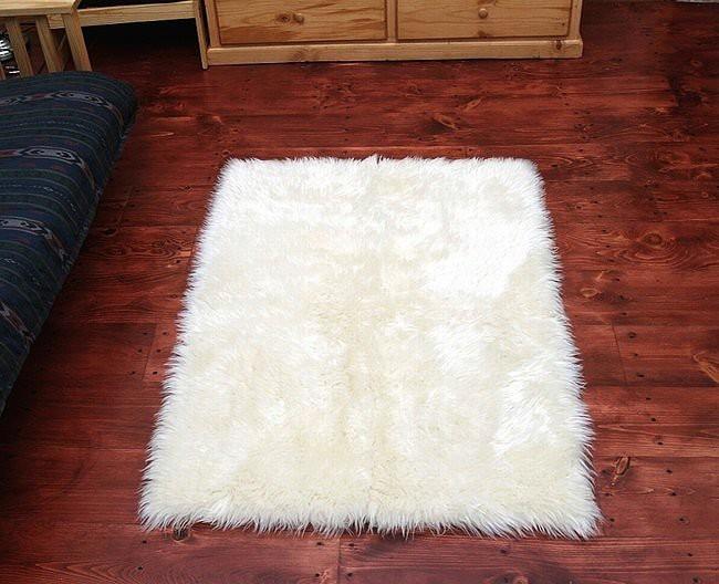 Faux Fur Area Rug White Fake Fur Area Rug White  White Faux Fur Rugs