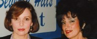 Beverly Sassoon and Marci Weiner