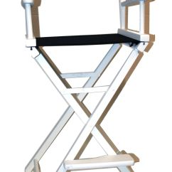 Directors Chair White Avenue Six Chairs Director S High Skip To The Beginning Of Images Gallery
