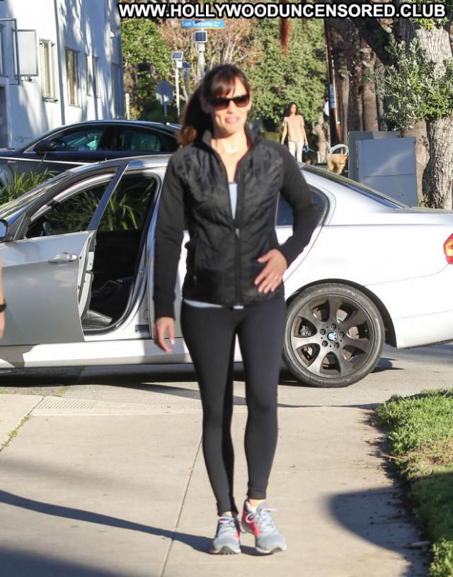 Jennifer Garner Spandex Beautiful Celebrity Posing Hot Babe Spa