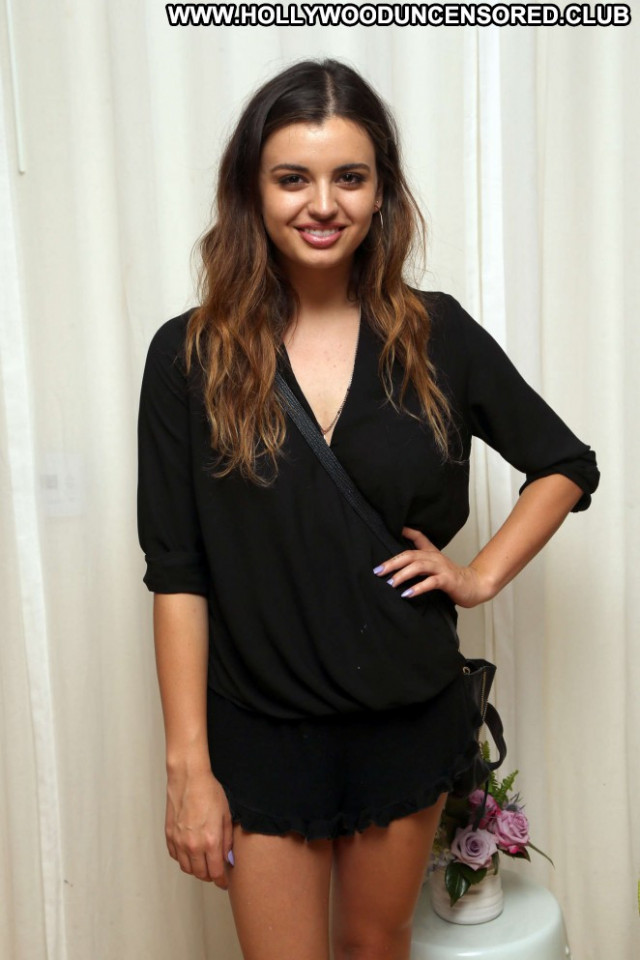 Rebecca Black West Hollywood Hollywood Party West Hollywood Paparazzi