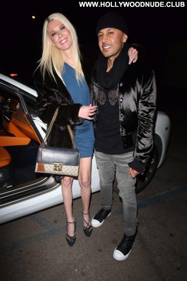 Tara Reid West Hollywood Posing Hot Paparazzi West Hollywood