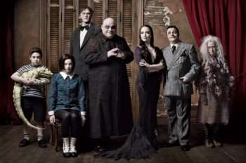 FIRST LOOK AT THE ADDAMS FAMILY: THE MUSICAL - Hollywood Outbreak