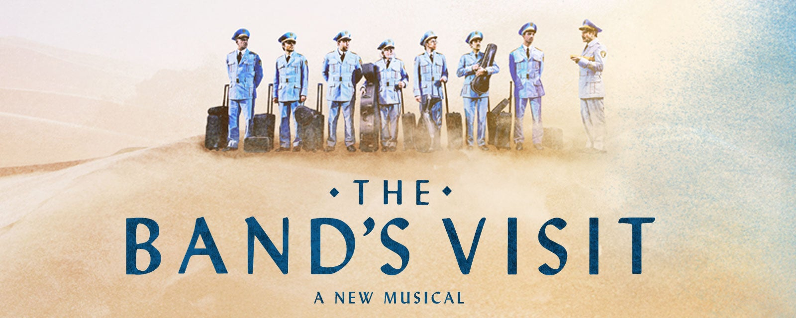 The Band's Visit | Hollywood Pantages