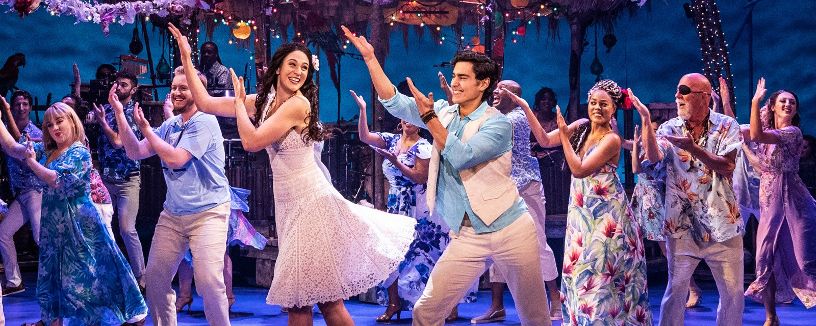 Escape to Margaritaville | Hollywood Pantages