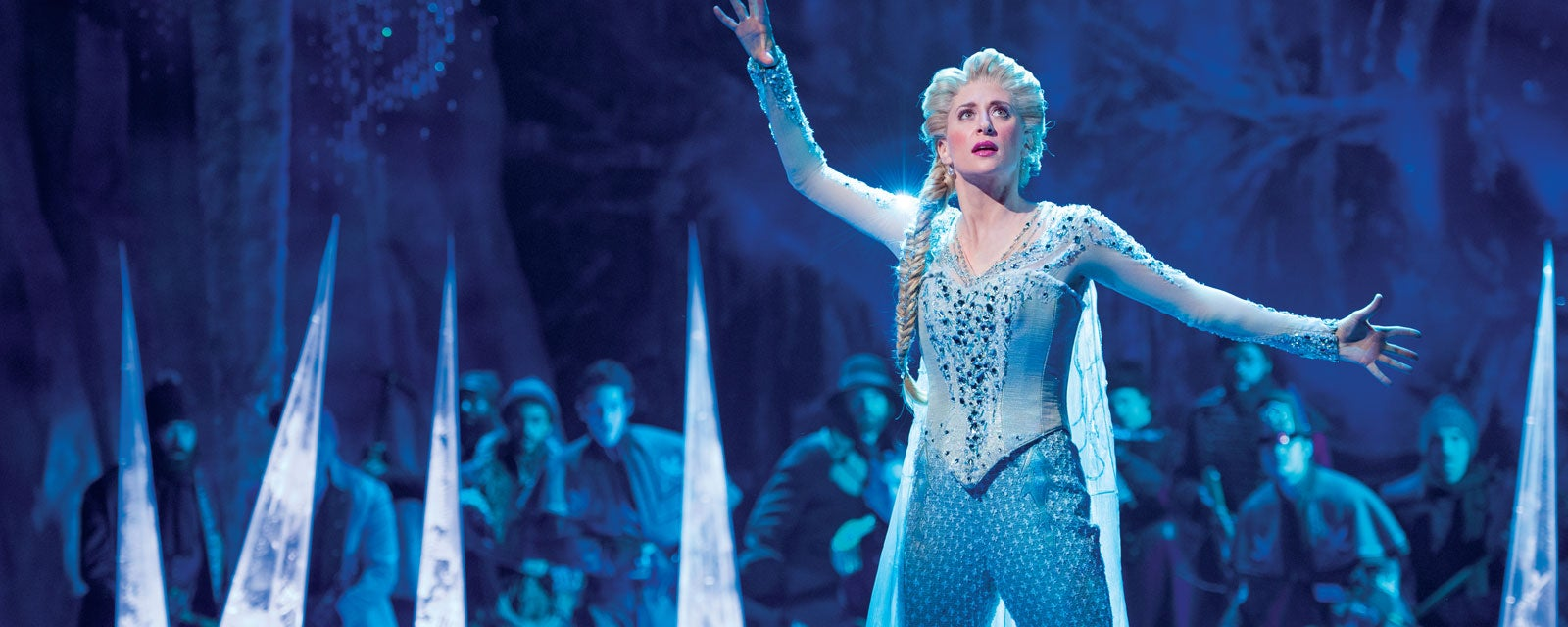 Disney's Frozen | Hollywood Pantages