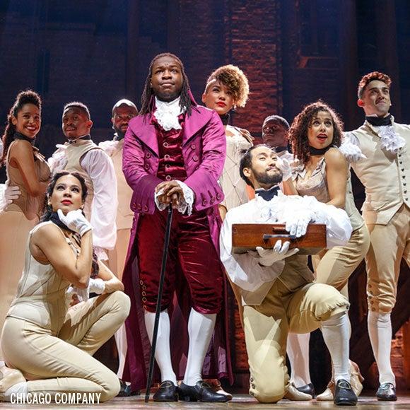 Hamilton | Hollywood Pantages