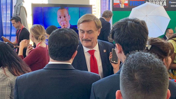 mypillow s mike lindell sues over story