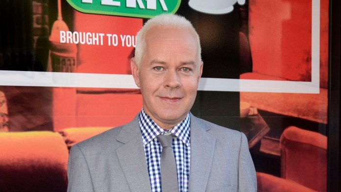 Friends' Star James Michael Tyler Reveals Stage 4 Cancer Diagnosis – The  Hollywood Reporter