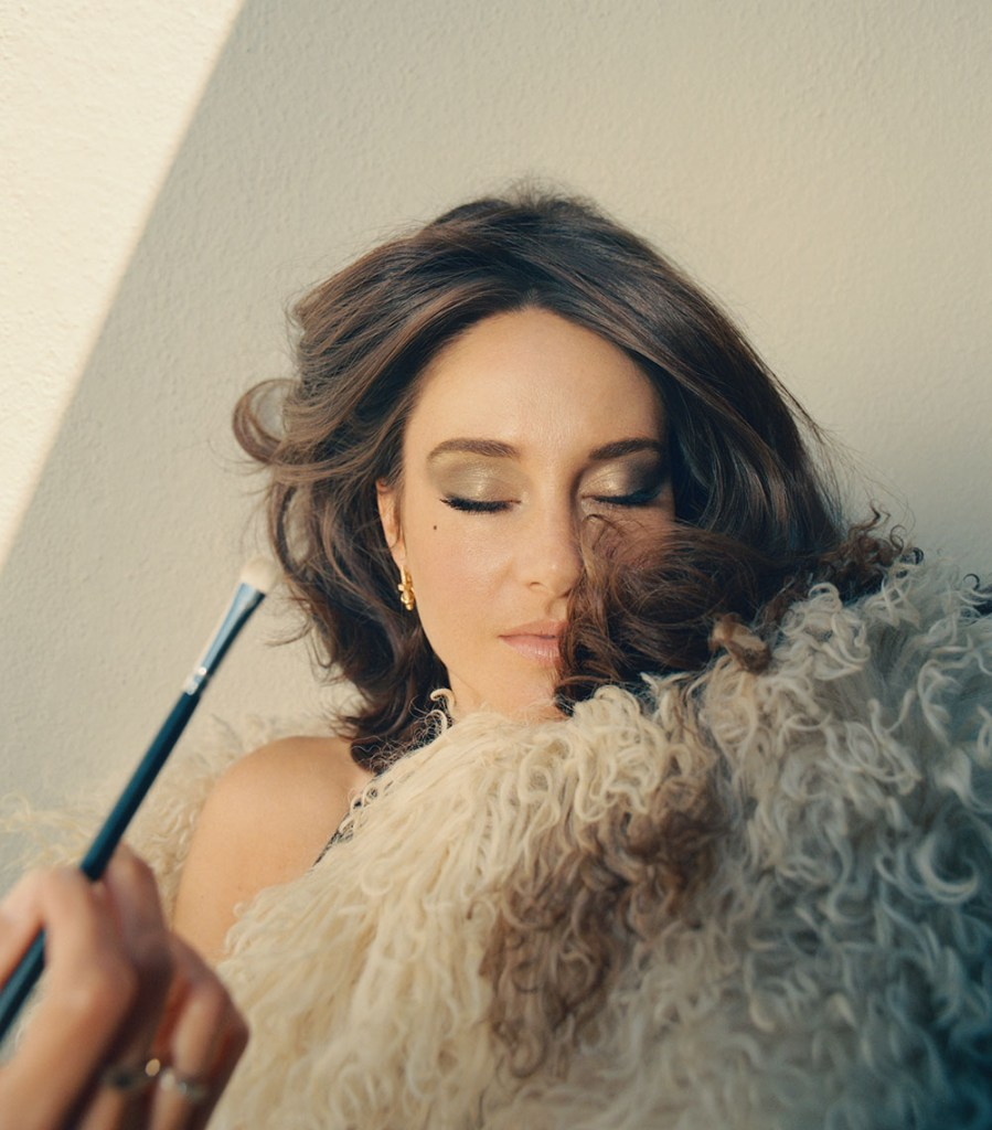 Shailene Woodley Photographed by Sasha Samsonova